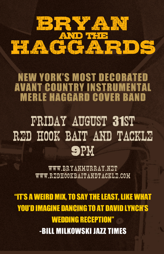 haggards-poster